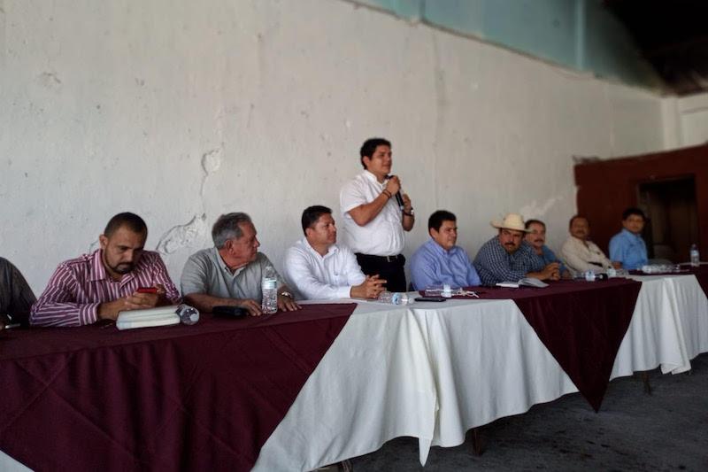 Madriz Estrada resaltó la importancia de que los legisladores locales funjan como vínculo para el despliegue y promoción de los apoyos que contempla el Crédito Ganadero a la Palabra y otros programas federales