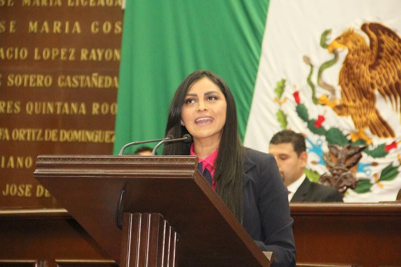 El objetivo de abonar a que haya procesos equitativos e igualitarios, y de esta manera evitar que exista violencia política en razón de género: Saucedo Reyes