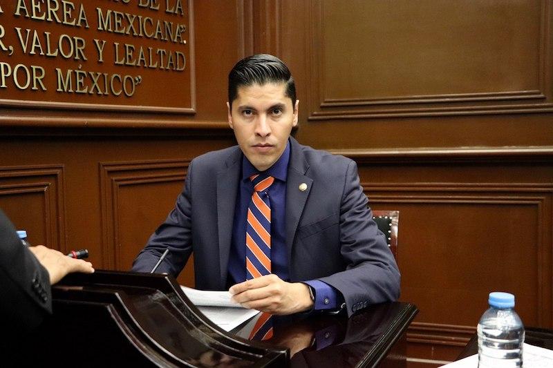 """Paredes Andrade reconoció que la problemática de inseguridad que priva en la nación """"no es menor"""""""
