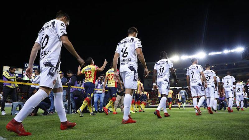 Después de perder 1-0, el Morelia anunció mediante su vicepresidente que impugnarían el resultado porque creían que Xolos no acumuló los 180 minutos