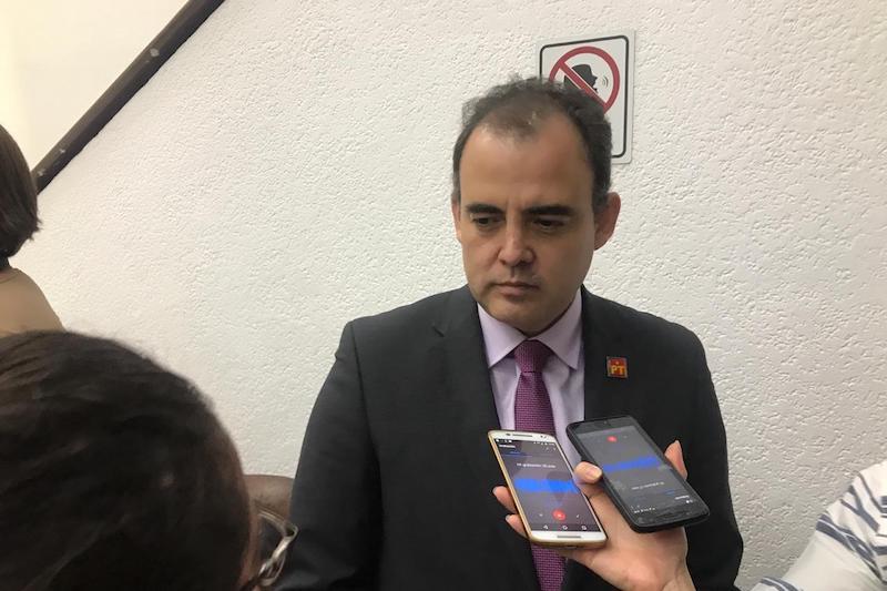 Gaona García agradeció a sus compañeros diputados integrantes de la LXXIV Legislatura de Michoacán, por atender sus argumentos y llegar al acuerdo que hoy lo coloca en el lugar del que nunca debió ser removido
