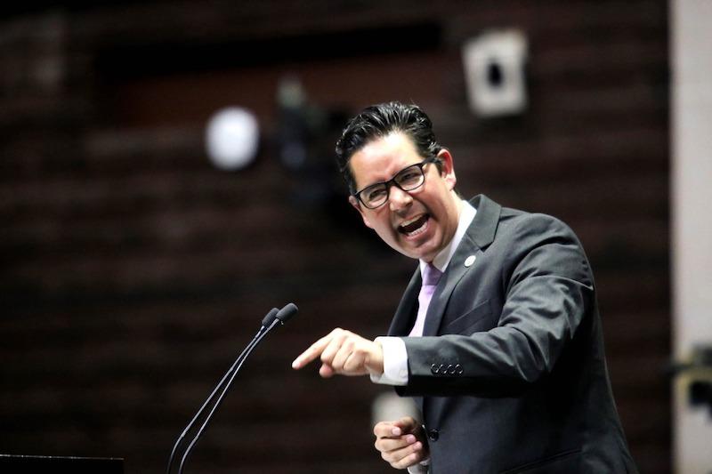 Pérez Negrón Ruiz sentenció que durante estos meses de trabajo, la Legislatura ha sido consecuente con su agenda y los compromisos hechos por parte de López Obrador