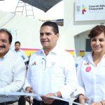 Promotoras de Prospera reconocen al gobernador la reincorporación de trabajadores a los servicios de salud estatales