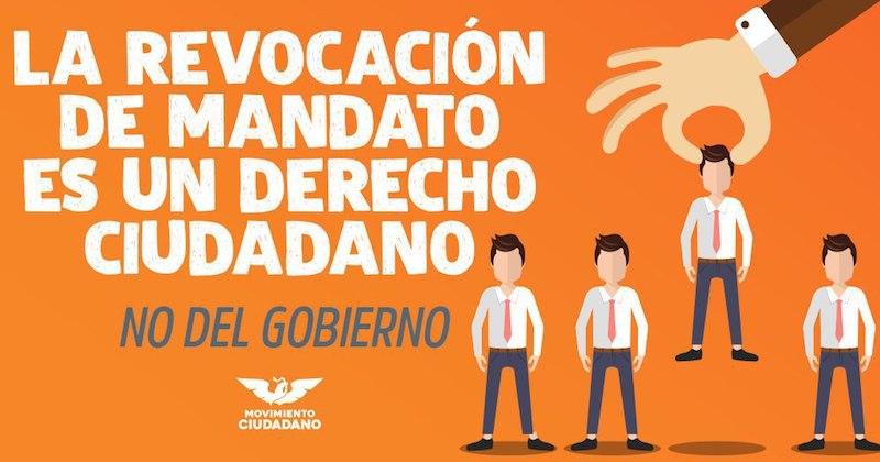 La revocación de mandato no debe ser vista ni manejada como una concesión del gobierno federal, sino como lo que es, el avance en el cumplimiento a una demanda y exigencia histórica de los ciudadanos: Antúnez Oviedo