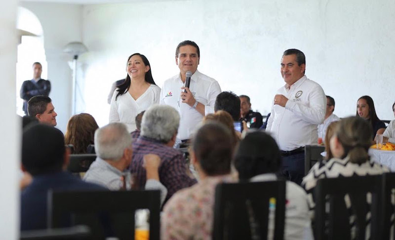 Llama Silvano Aureoles a cerrar filas por un trabajo a favor de la ciudadanía
