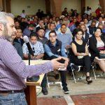 El senador Cristóbal Arias resaltó que estas iniciativas serán un importante paso para dignificar la figura de jefe de tenencia y encargado del orden
