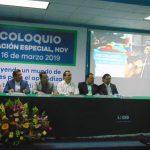 Se ofrecieron 6 conferencias magistrales y 28 talleres especializados atendidos por 35 talleristas
