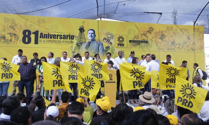 Los diputados del PRD en el Congreso del Estado reiteraron su compromiso de asumir plenamente los valores de la democracia