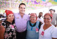 Cocineras de los municipios de Pátzcuaro, Zamora, Zitácuaro, Ario de Rosales y Charo, resultaron ganadoras del encuentro gastronómico