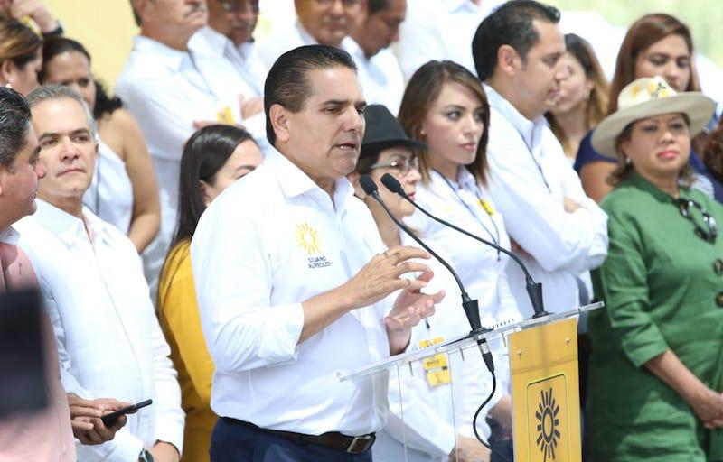 Hoy, recordamos la vida de un hombre, cuyo proyecto nacional, materializó los ideales de justicia social, anhelados por la Revolución Mexicana, sin el cual, las batallas históricas del PRD, no hubieran logrado abrir los caminos de libertades y derechos: Aureoles Conejo
