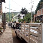 """El Programa """"Juntos Iluminando Morelia"""" beneficia a la Tenencia San Miguel del Monte"""