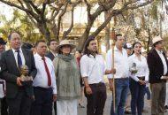 Los morenistas fueron invitados por el presidente municipal de Jiquilpan, Roberto Mejía