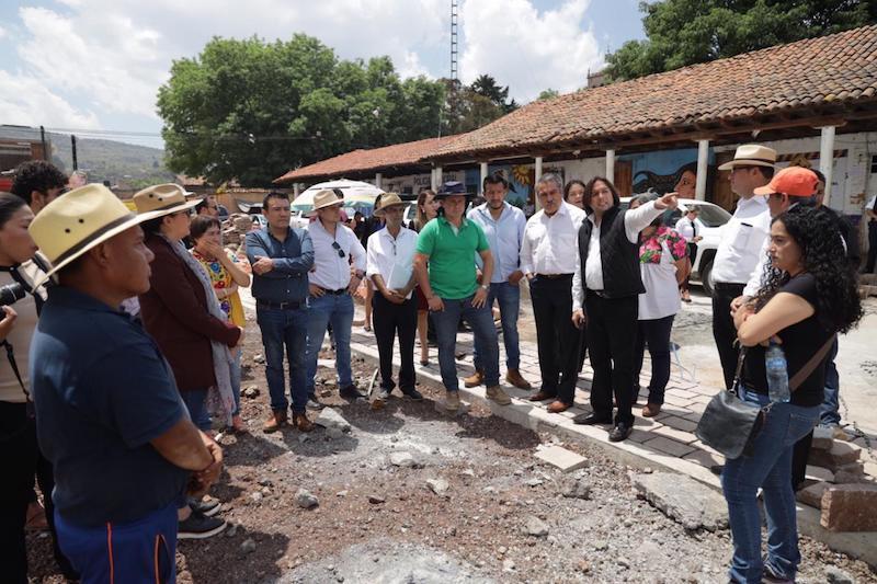 Se invertirán 7 millones 455 mil pesos en diversas obras