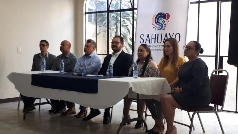 Sahuayo es el primer municipio que, en lo que va del 2019, ha sido favorecido con el programa de beneficios federales
