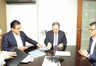 Presenta el Silvano Aureoles los avances en el modelo policial que desea implementar, de inicio, en los municipios de Buenavista y Tuzantla