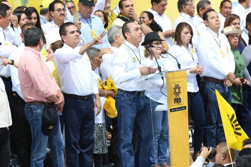PRD, izquierda progresista y a favor de las causas sociales: Soto Sánchez