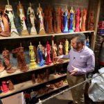 El diputado local refirió que ha tenido acercamiento con diversas organizaciones de artesanos en Michoacán, con el propósito de que se registren como tutores en el referido programa federal