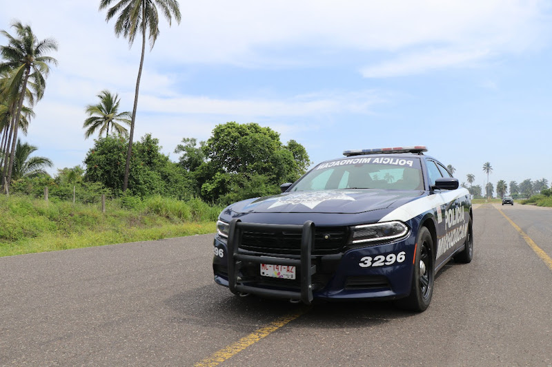 Con operatividad, vigilancia y monitoreo, la SSP trabaja para garantizar la seguridad de las y los michoacanos, mediante la reducción de ilícitos