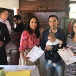 Se llevó a cabo en Tarímbaro, un evento masivo con la finalidad de brindar a la población de este municipio, servicios gratuitos para su beneficio
