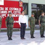 Reitera Silvano Aureoles su compromiso y trabajo coordinado para hacer de Michoacán un lugar de paz y respeto a la vida