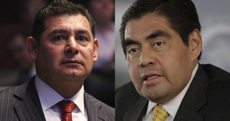 Alejandro Armenta sostuvo que no busca la separación de Morena, sin embargo sí ve necesario denunciar irregularidades y los intentos del PRI por infiltrarse en el partido