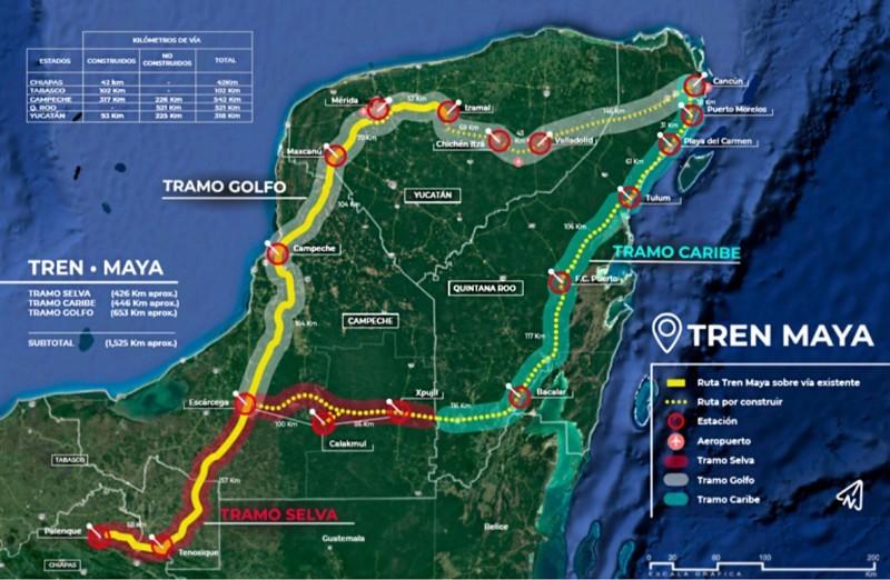 A través de un comunicado, el IMCO resaltó que la experiencia internacional, indica que en promedio, los proyectos ferroviarios pueden elevar su costo hasta un 45% de lo presupuestado