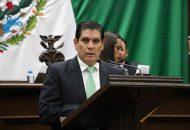 Núñez Aguilar presentó una iniciativa de reformas a la Ley de Adopción del Estado de Michoacán