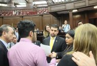 Dicha reformas que hoy se cristalizan fueron propuestas por el diputado por el Distrito de Huetamo