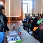 En Maravatío, supervisaron y avalaron expedientes de 50 habitantes de localidades cercanas, quienes fueron integrados al programa de reunificación familiar