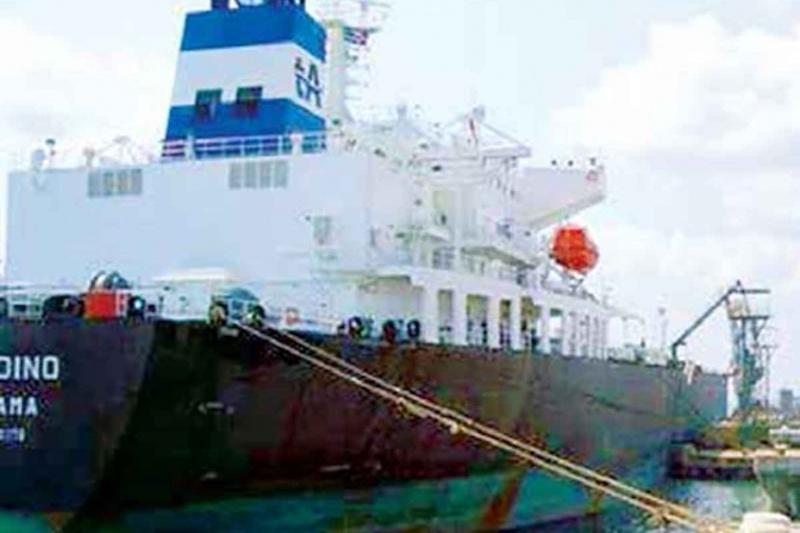 El Sandino viajó hacia al puerto mexicano, partiendo del Complejo Refinador de Amuay desde el 6 de marzo