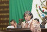 El exhorto de diputada Mayela Salas será presentado en la próxima sesión del Congreso local