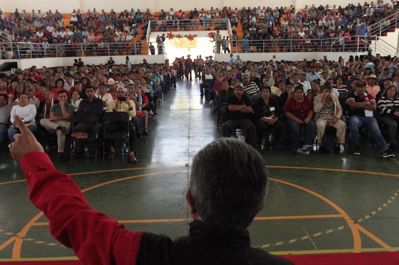 Seguiremos luchando por los más desprotegidos: Omar Carreón