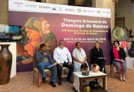 También en ese municipio, del 12 al 28 de abril, se realizará el Tianguis Artesanal, el más grande de América Latina, en el que más de mil 300 artífices de las cuatro etnias indígenas del Estado expondrán y venderán sus piezas