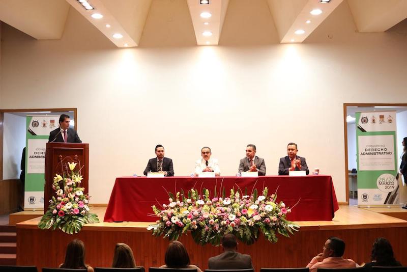 El Coordinador del Centro de Investigaciones Jurídicas y Sociales de la Facultad de Derecho y Ciencias Sociales de la UMSNH, Javier Eliott Olmedo Castillo, mencionó que este congreso se encuentra dirigido a la comunidad jurídica de Michoacán