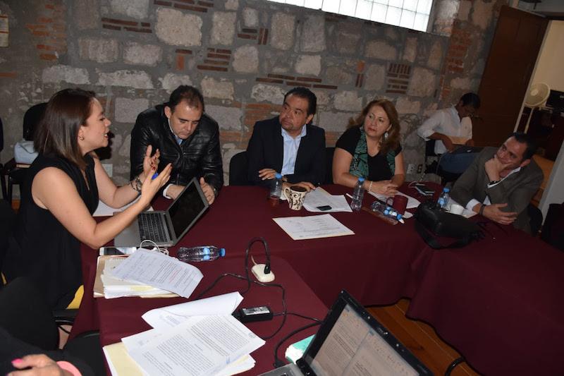 Norberto Martínez, señaló que se entregaron 110 informes de municipios, en tanto que Coalcomán y Aquila, no presentaron dicho informe, así como Nahuatzen