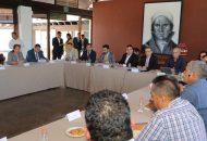 El GPPAN y los alcaldes buscarán con el Ejecutivo Estatal soluciones a las demandas ciudadanas