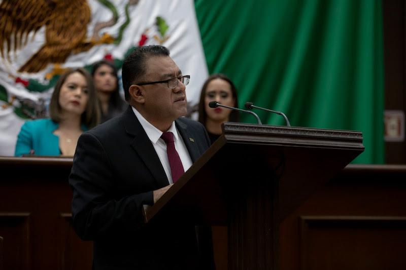 A fortalecer lazos entre los gobiernos estatal y federal, emplaza Grupo Parlamentario de Morena