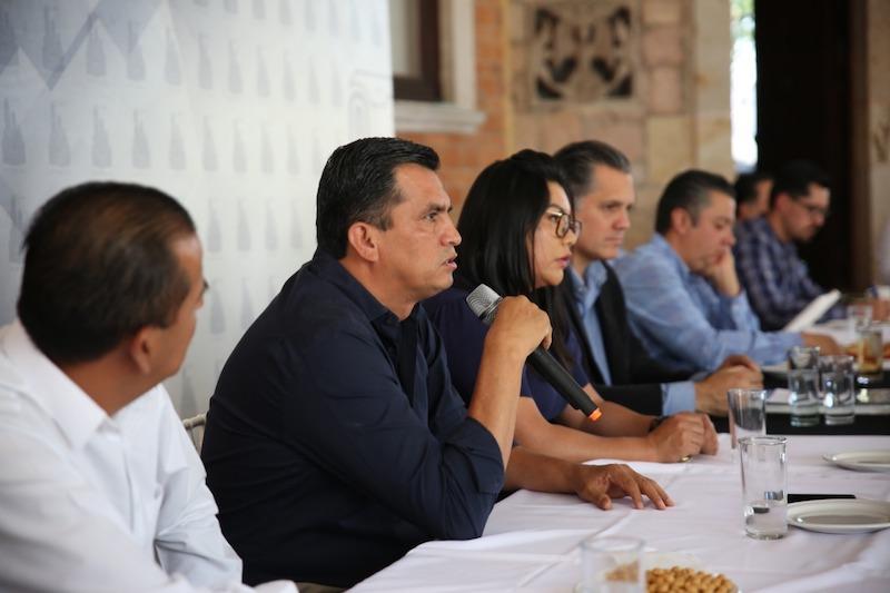 El Congreso del Estado ha mostrado toda su disposición de apoyar al sector empresarial: Estrada Cárdenas