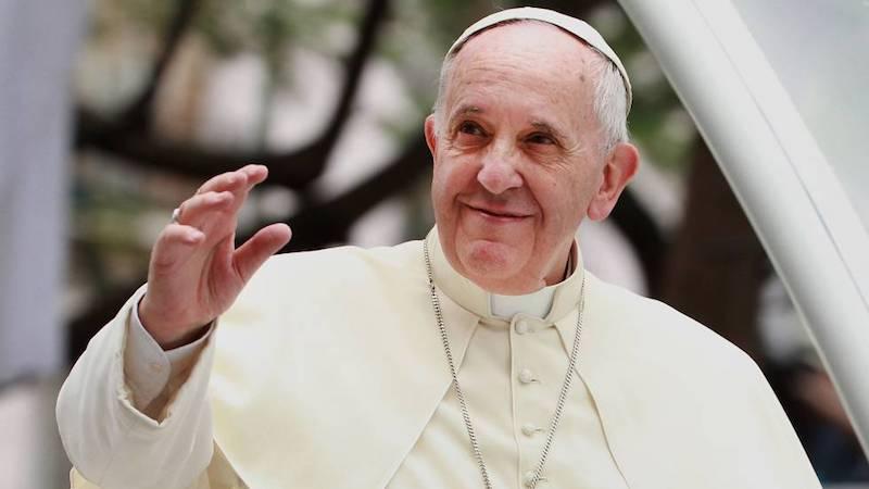 El Sumo Pontífice expresó su interés y sensibilidad por la situación del país cuando una delegación mexicana fue al Vaticano a inicios de este mes, pero no podía atender la invitación