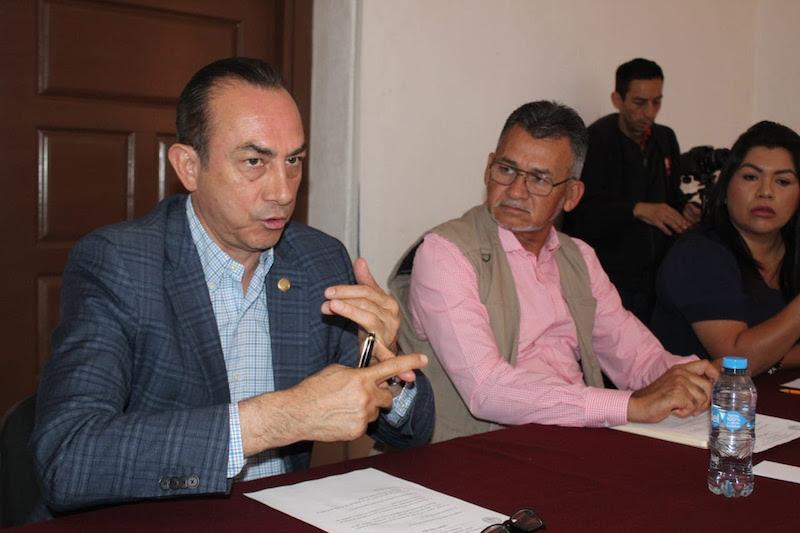 Soto Sánchez recalcó que en el caso de Michoacán para nadie es ajena la situación de las finanzas públicas por las cuales atraviesa el estado desde hace años