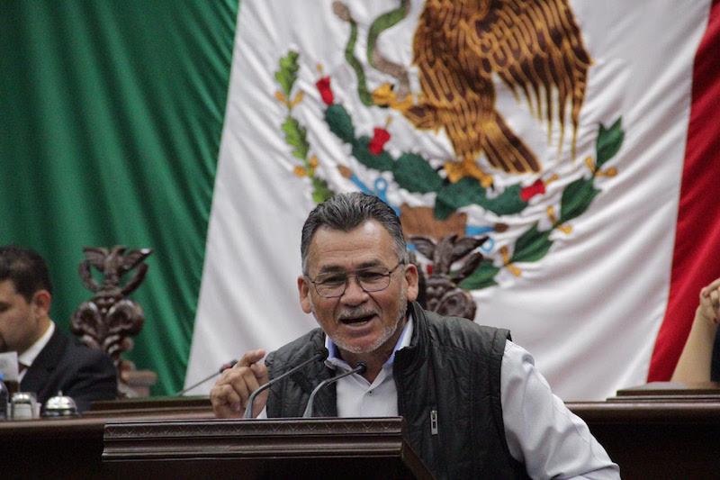 Báez Torres dijo tener conocimiento de las demandas que emanan en diferentes localidades de Michoacán, con respecto a deficiencias operativas en el Registro Civil