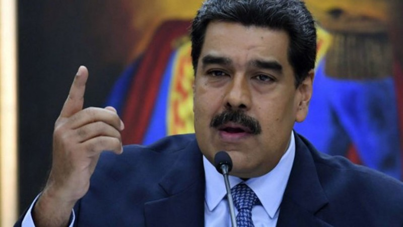 No se está negociando el asilo político para que el presidente venezolano Nicolás Maduro se quede en México, responde la SRE