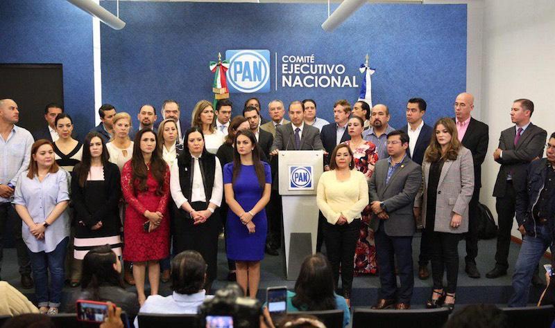 Pedimos al presidente de la Cámara de Diputados a que cumpla con el mandato constitucional para el trabajo legislativo: Marko Cortés