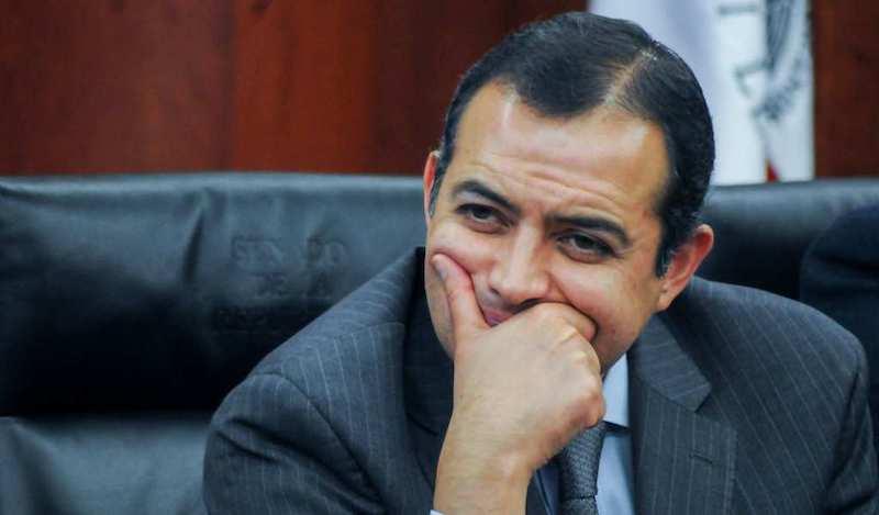 Cordero mostró su inconformidad con la estrategia electoral panista y su ex candidato presidencial Ricardo Anaya, y dijo que votaría por José Antonio Meade, de la Coalición Todos Por México