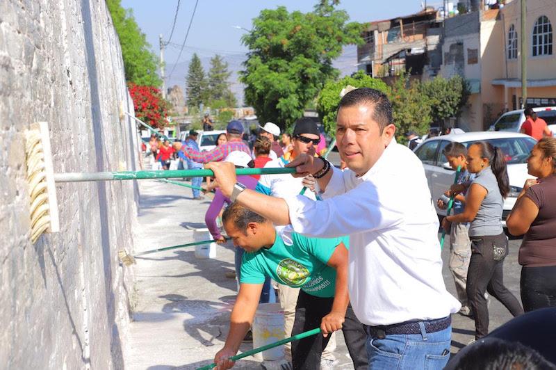 Juan Carlos Barragán ponderó la importancia de acciones que prioricen la atención integral de las escuelas, con corresponsabilidad y participación ciudadana