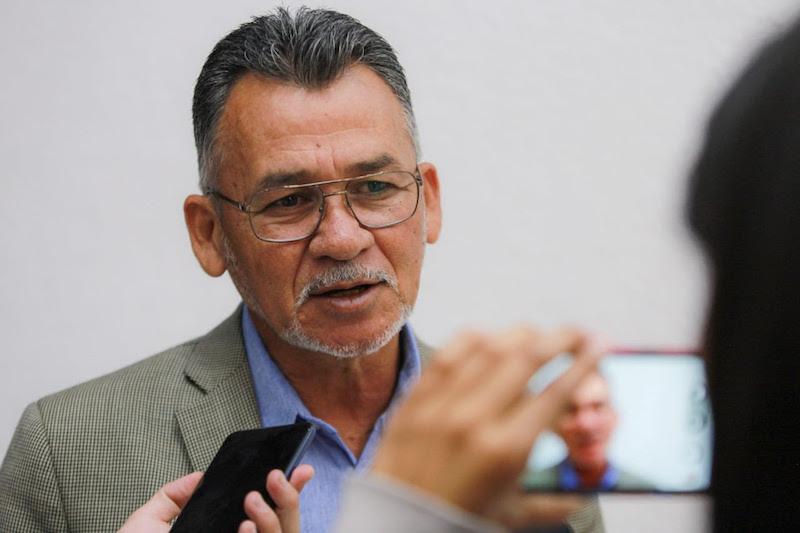 A resolver situación jurídica y financiera de la Junta de Caminos, urge Báez Torres