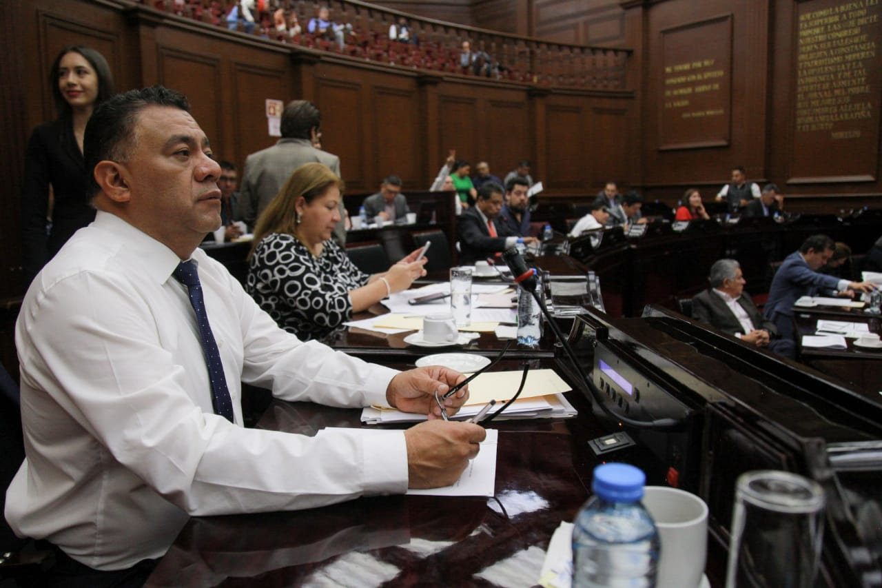 Blindarán diputados de Morena autonomía de la Auditoría Superior de Michoacá