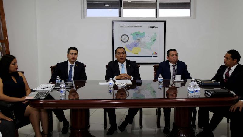 El Fiscal General resaltó la trascendencia de esta Unidad, ya que tiene como finalidad atender de manera frontal un delito que incide en el desarrollo social