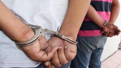 Los detenidos, fueron presentados ante el Ministerio Público donde se resolverá su situación jurídica, y continuará con las investigaciones correspondientes
