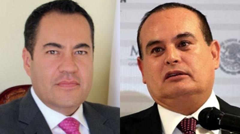 Aureoles Conejo les dio las gracias a Pascual Sigala y Juan Bernardo Corona; adelantó que ambos lo seguirán acompañando durante su gobierno en otras tareas